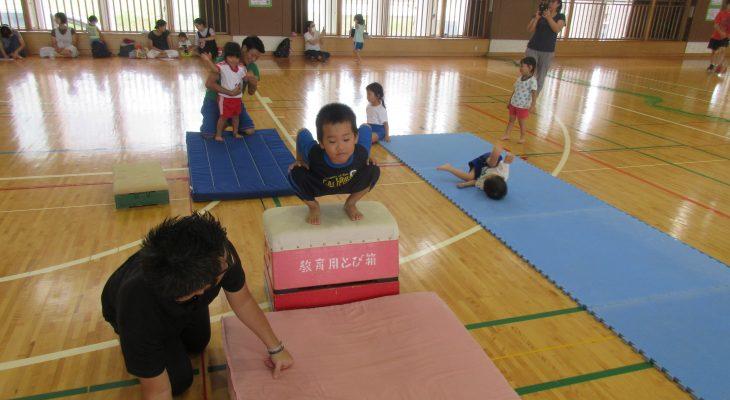 第3期 幼児体操