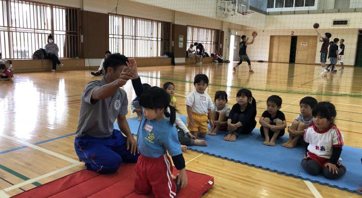 第1期 幼児体操教室